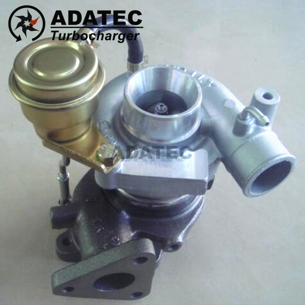 TD04 turbiny 49377 03041 49377 03043 turbo ładowarka ME201636 ME201258 dla Mitsubishi Pajero II 2.8 TD 92 Kw  125 km 4M40 silnika w Wloty powietrza od Samochody i motocykle na ADATEC Turbocharger Store