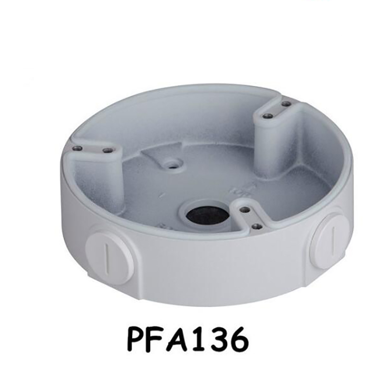 цена на DH PFA136 Water-proof Junction Box IP Camera Brackets Camera Mounts PFA136