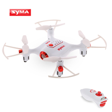 Syma X20-S Single Hand Remote Control Drone Four-axis Pocket Mini RC Helicopter Altitude Hold UAV Model RC Quadcopter