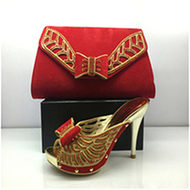 Aliexpress.com : Buy New italian style matching shoes and bags for ...