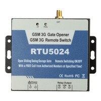 RTU5024 GSM Gate Opener Relay Switch Remote Access Control Wireless Door Open Home Good Helper Free