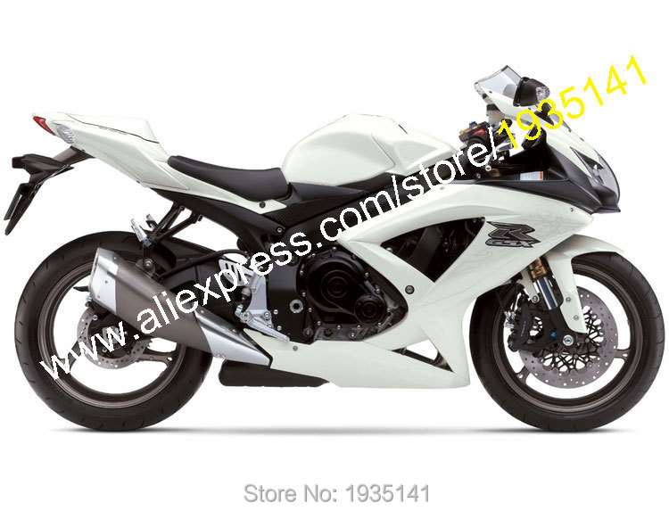 Горячие продаж,для Suzuki К8 частей системы GSX Р 600 750 08-10 системы GSX-r600 о-750 2008-2010 мотоцикл aftermarket комплект тело ABS (литья под давлением)