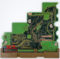hard drive parts PCB logic board printed circuit board 100250689 for Seagate 3.5 IDE/PATA hdd data recovery hard drive repair
