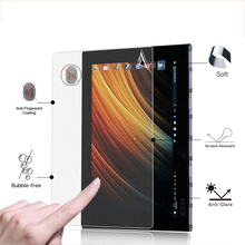Premium Anti-Glare display protector matte movie For Lenovo Yoga Ebook 10.1″ pill anti-fingerprint display protecting movies + instrument