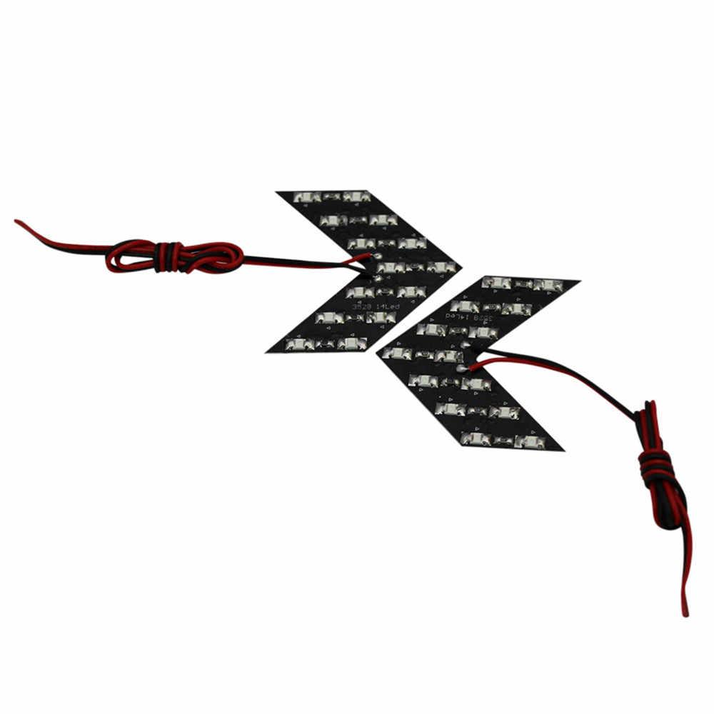 LED Durable para señal de giro de espejo retrovisor ahorro de energía resistente al desgaste señal de giro para señal de giro de espejo retrovisor estilo de coche