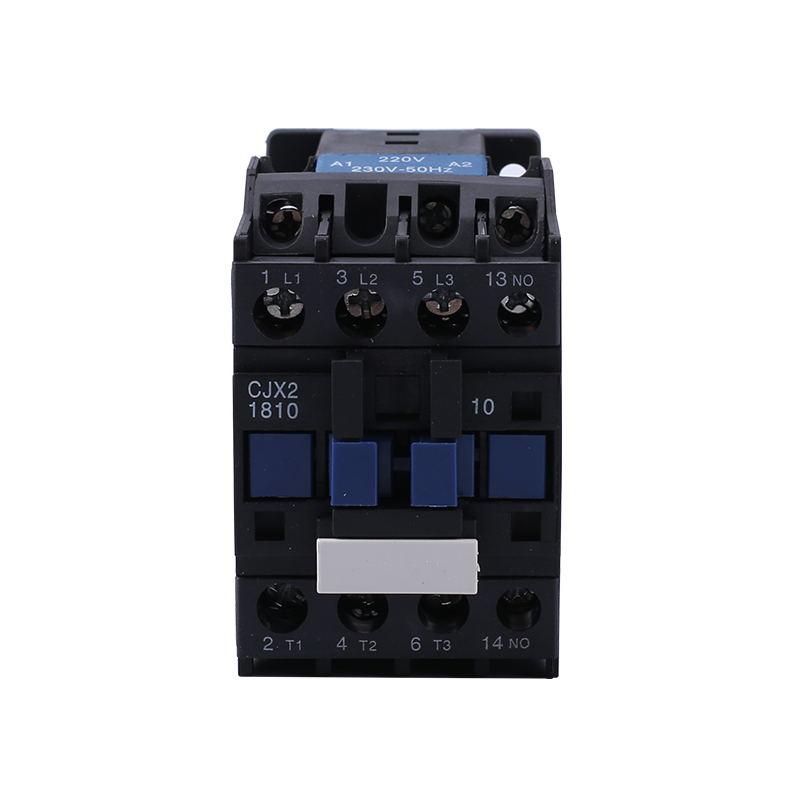 все цены на ELECALL AC contactor Motor Starter Relay CJX2-1810 contactor 220V Voltage optional 18A Contactor онлайн