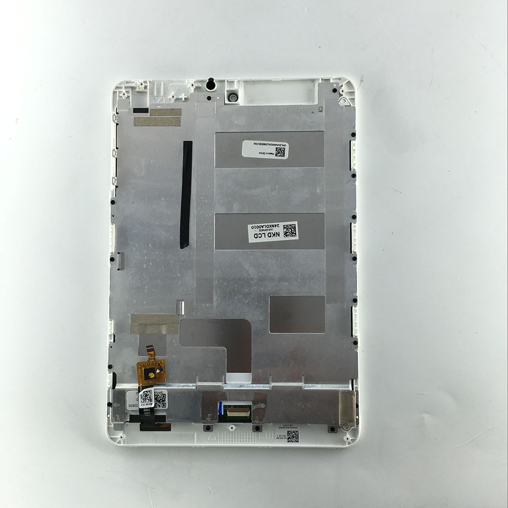 7.9 INCH LCD Display Monitor Screen Touch Screen panel Glass digitizer sensor Assembly with frame For Acer Iconia A1-830 A1 830 5pcs lot high quality 7 9 for acer iconia a1 830 a1 830 25601g01nsw touch screen sensor tablet digitizer panel front glass lens