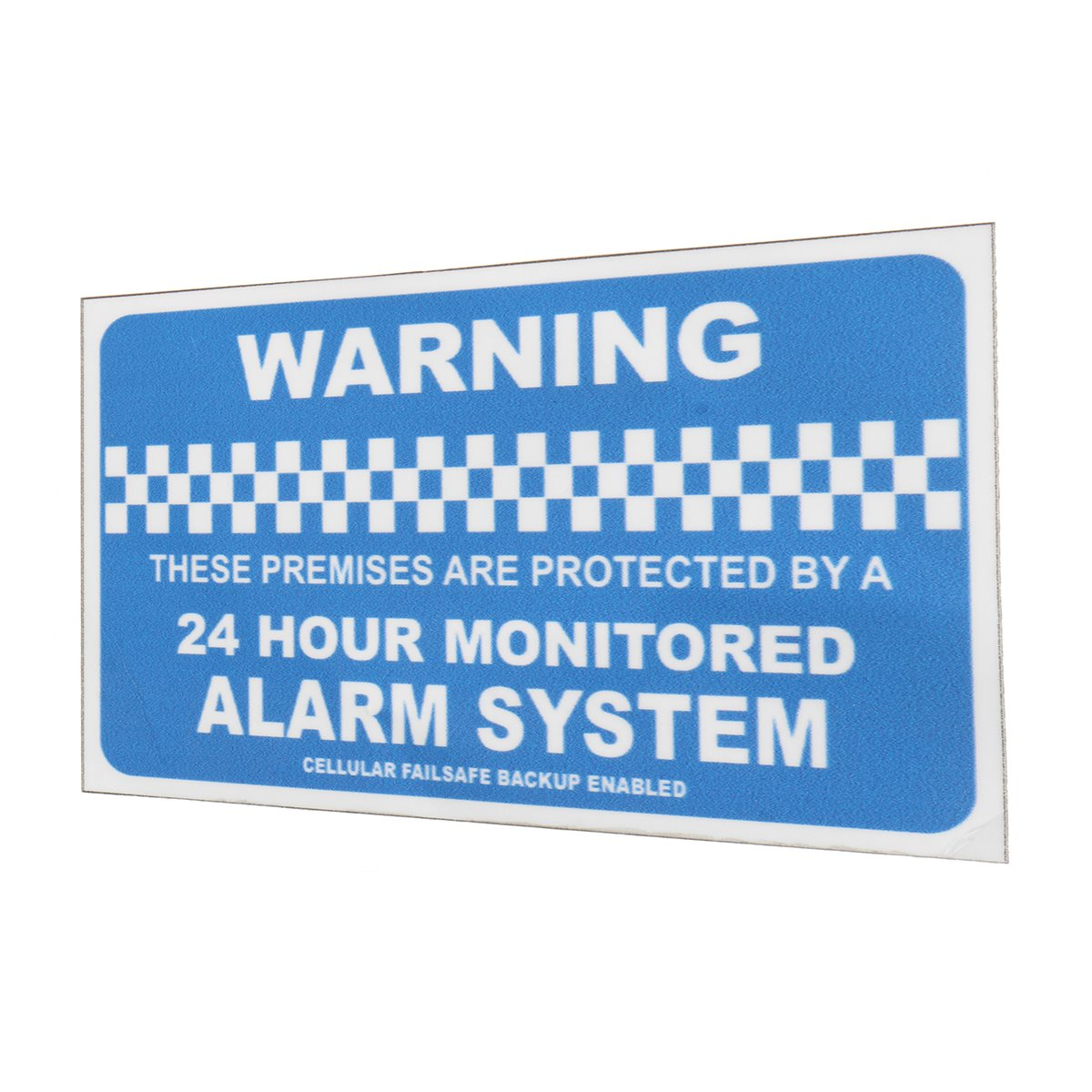Новый safurance мониторинга сигнализации homesecurity Предупреждение Стикеры виниловые знак наклейка автомобиля дома или офиса