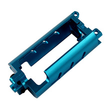 цена на CNC 7075 Aviation Aluminum Motor Frame for AK Series Airsoft  AEG Free Shipping