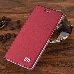Image 2 - Newest for Xiaomi Redmi 5/5 Plus Case Luxury Slim Style Flip Leather Stand Case For Xiaomi Redmi 5 Redmi 5 Plus Phone Cover Bag