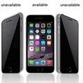 Cobertura completa anti-espía privacidad película protectora para iphone 7 6 s 6 plus protector de pantalla de cristal templado para iphone 6 plus privacidad