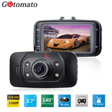 Gotomato GS8000L Full HD 1920x1080P GS8000 Car Camera Recorder 2 7 Inch TFT LCD G Sensor