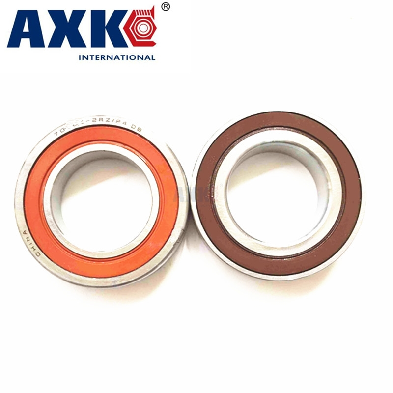 Axk 1 Pair 7005 7005c 2rz P4 Dt 25x47x12 25x47x24 Sealed Angular Contact Bearings Speed Spindle Bearings Cnc Abec-7 1 pair mochu 7005 7005c 2rz p4 dt 25x47x12 25x47x24 sealed angular contact bearings speed spindle bearings cnc abec 7