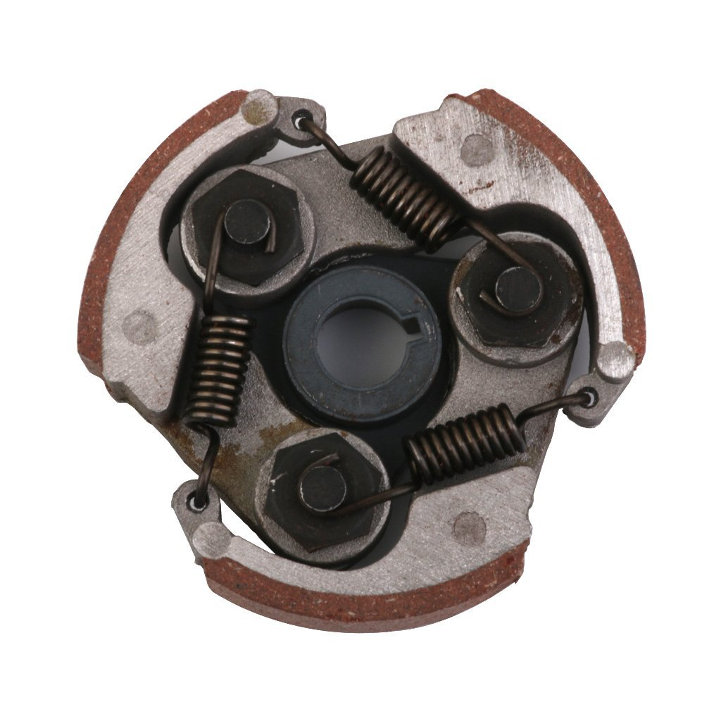 Promotion! 1x 3 shoes centrifugal clutch plate 49cc mini pocket pit quad ATV Dirt ride, coffee