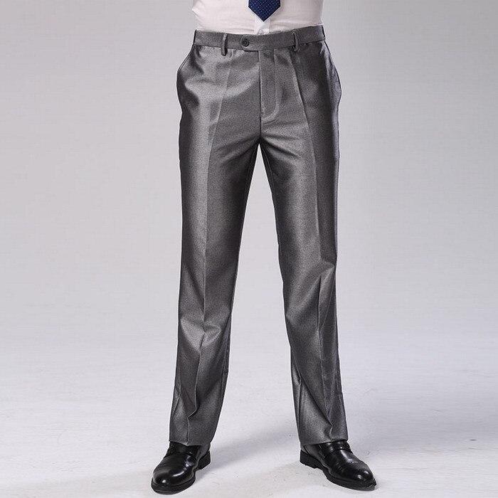 Формальные Бизнес Брюки для девочек черные скинни новые летние Стиль Юбочные костюмы для женщин Брюки для девочек Стандартный евро-Размеры серебристо-серый Черный цвет; Большие размеры f1317 - Цвет: Silver Grey