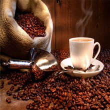 Hochwertige Vietnam Kaffee Bohnen 500g backkohle geröstet original-grünen lebensmitteln abnehmen kaffee abnehmen