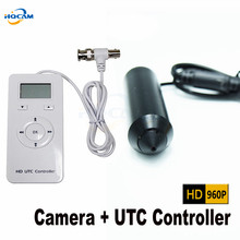 HQCAM Utc control 960P 1200TVL Mini AHD camera 1.3megapixel Mini Bullet Camera CCTV security camera indoor AHD mini camera AHDM