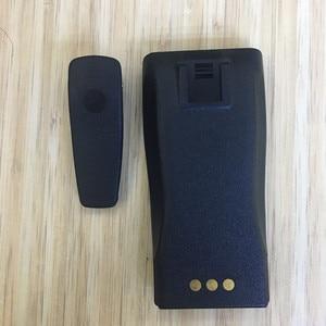 Image 5 - 2X 6x AA battery box custodia per Motorola DEP450 DP1400 PR400 CP140 CP040 CP200 EP450 CP180 GP3188 ecc wakie talkie con clip da cintura