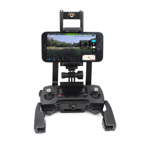 Image 2 - Remote Controller Bicycle Bracket Mount transmitter Signal Holder Phone Tablet Clip For DJI Mavic Pro Air Spark  Drone