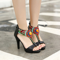 Shoes Woman Hot Sales Satin PU Women Latin Dancing Shoes Ballroom Dancing Shoes Heeled And 11CM