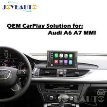 Послепродажный A6 A7 C7 MMI 3g MIB B9 OEM Apple Carplay Android Авто обновление 09-17MY IOS Airplay Car Play модифицированный для Audi
