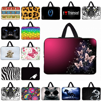 Butterflys 15 15 4 15 6 Inch Laptop Bag Waterproof Sleeve Case Neoprene Notebook Computer Protect