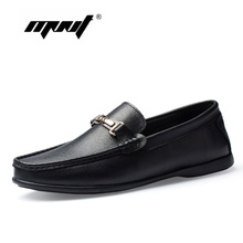 Genuine Leather Men Casual Shoes Comfortable Plus Size Loafers Moccasins Breathable Slip On Driving Shoes Men alligator genuine leather men shoes casual breathable men loafers slip on high quality