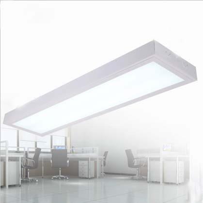 moderne 1 2 m bureau led plafond lampes 2xt8 tubes bureau plafonnier monte salle de reunion plafond