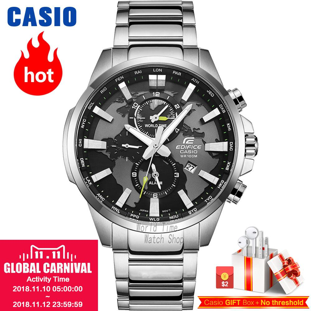 Casio watch Fashion business waterproof watch EFR-303D-1A EFR-303D-7A EFR-303L-1A casio efr 102d 7a casio