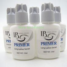 c7188ae7157 Free shipping IB Eyelash Extension Primer 2 piece Individual Lash  Application Extension Preparation Lash Primer
