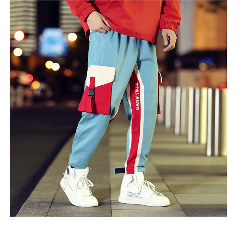 Cool Cargo Pants Men Casual Hip Hop Fashion (2)