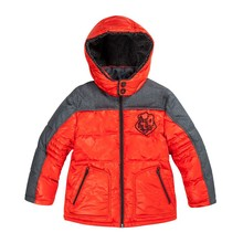 catimini 5-8 year old boys and girls cotton jacket jacket with winter jacket 2