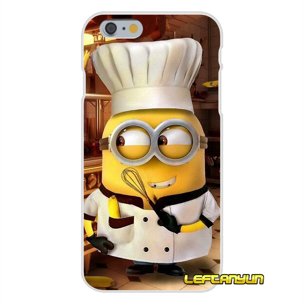 For Samsung Galaxy S3 S4 S5 MINI S6 S7 edge S8 S9 Plus Note 2 3 4 5 8 Despicable Me Gru Minions Army Silicone Soft Phone Case
