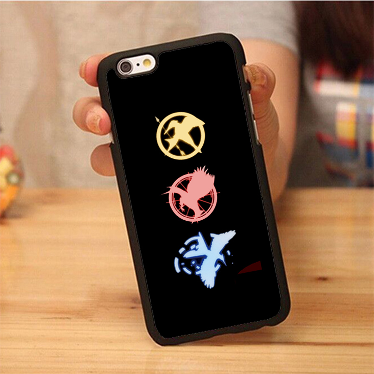 best service 30bd7 70973 US $3.99 |Hunger Games New Cover Printed Soft TPU Skin Phone Cases OEM For  iPhone 6 6S Plus 7 7 Plus 5 5S 5C SE 4 4S Back Cover-in Fitted Cases from  ...