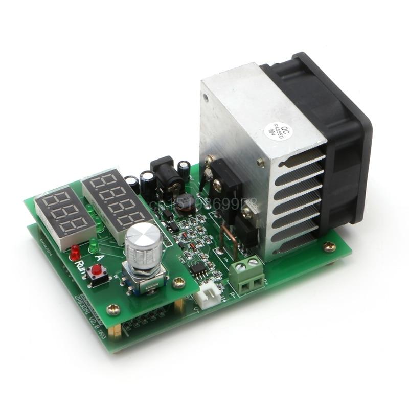 9.99a 60 w 30 v testador eletrônico atual constante da capacidade da bateria da descarga da carga