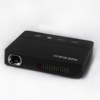 Portable Mini Projector Android 3D Beamer Home Theater DLP Proyector Full HD Cinema Wireless Video Game