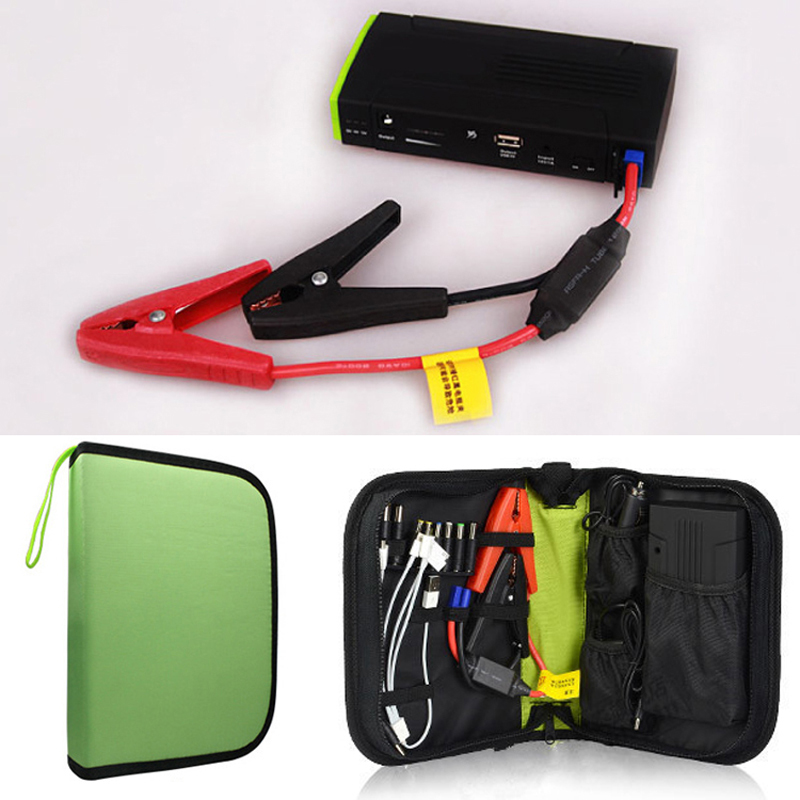 16800mAh Multi Functional Car Emergency Jump Starter font b Power b font Bank External Backup Battery