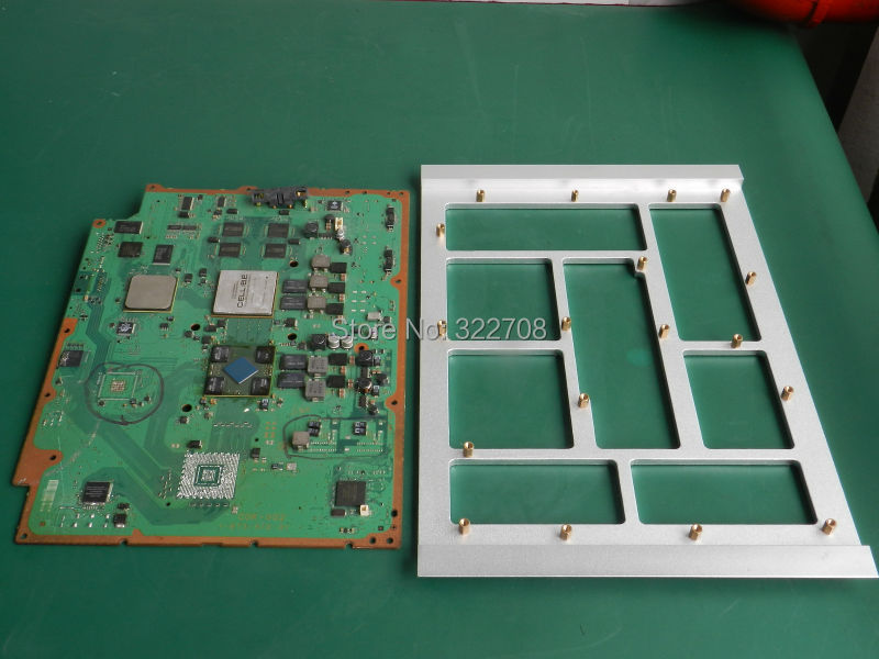Factory shipping best PS3 XBOX360 game console bracket never deformed aluminum