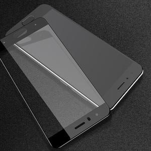 Image 4 - 2,5 D Volle Abdeckung Screen Protector Für Huawei Honor 9A 9C 9S X10 8X 9X 20 Lite Glas Für huawei Y9S Y8P Y7P Y6P Y5P Gehärtetem Glas