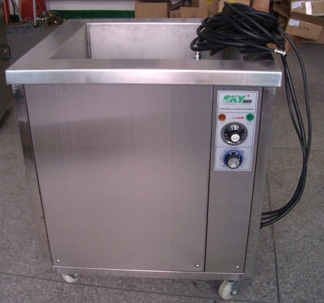 JTS-1030 big tank capacity ultrasonic cleaner