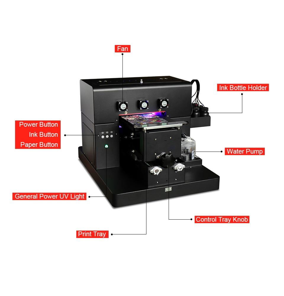 Discount Flatbed Printer UV 3