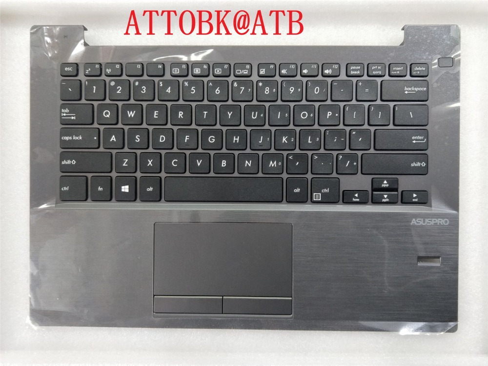 New English US Laptop Keyboard For ASUS PU301 PU301L PU301LA LAPTOP KEYBOARD C COVER WITH KEYBOARD