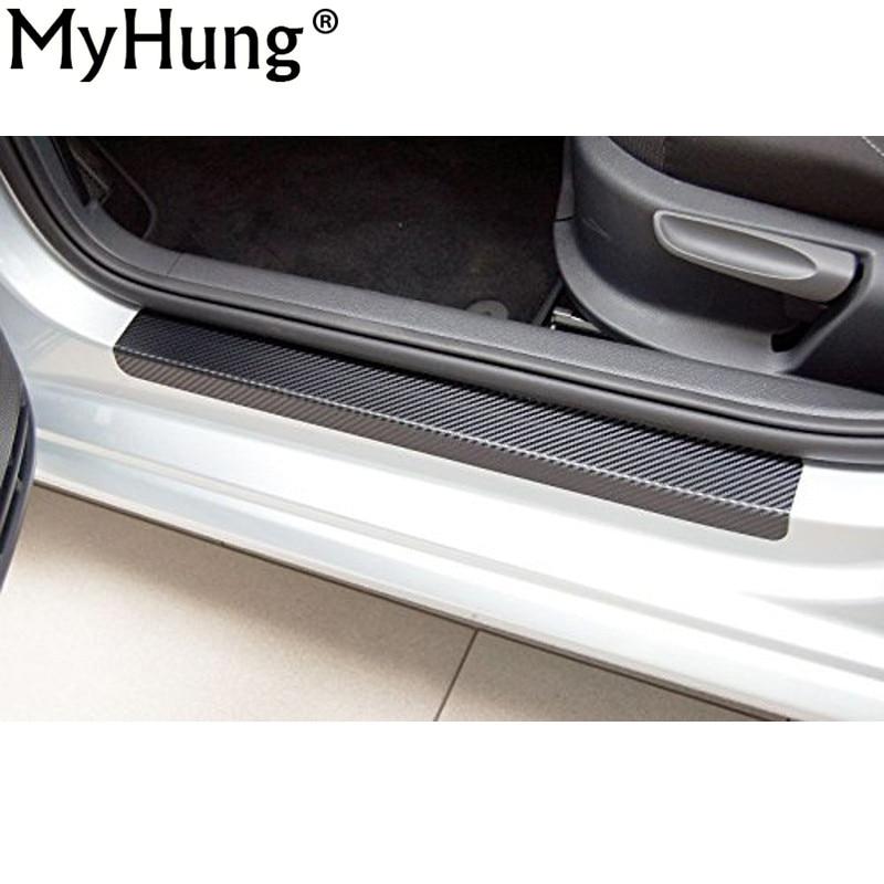 Pentru Hyundai solaris hatchback sedan 2012-2015 masina usa prag - Accesorii interioare auto