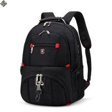 New 2019 Brand Laptop Backpack Men's Travel Bags Multifuncti