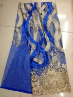 Best selling high quality african cord lace fabric fashion guipure lace fabric for nigeria wedding dress free shipping ALC-D2271