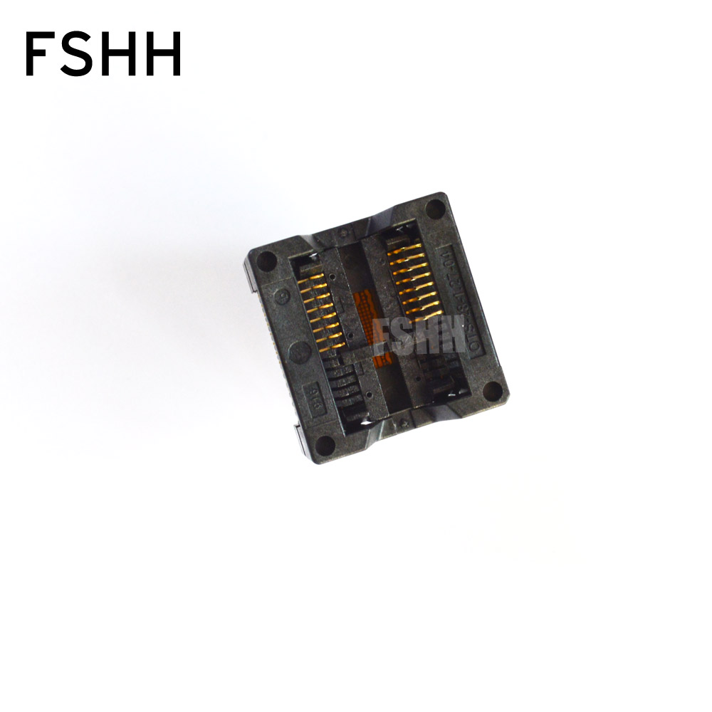 CNV-SOP16(H)DIP8 Adapter For EZP2010 CH2015 CH2016 Programmer Adapter SOP16/SOIC16(300mil)Test Socket/IC Socket