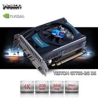 Yeston NVIDIA GeForce GT 730 GPU 2GB GDDR5 64 Bit Gaming Desktop Computer PC Video Graphics