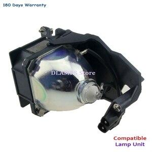 Image 4 - ET LAE900 באיכות גבוהה החלפת הנורה עם דיור תואם עבור PANASONIC PT AE900 PT AE900U PT AE900E עם 180 ימים אחריות