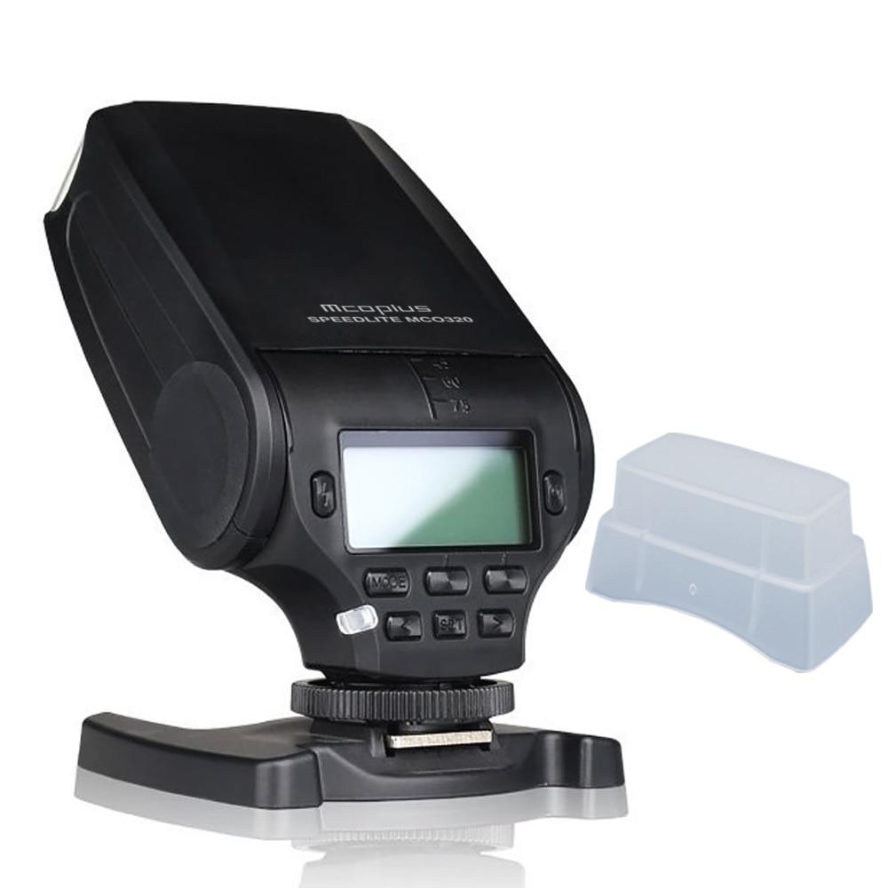 Mcoplus MCO320 TTL HSS Mini Master Flash Speedlite for Nikon J1 J2 J3 D750 D7100 D7000 D5300 D5100 D5200 D3300 as Meike MK-320 mcoplus venidice vd d7100 battery grip for nikon d7100 replace mb d15 as en el15 as meike mk d7100