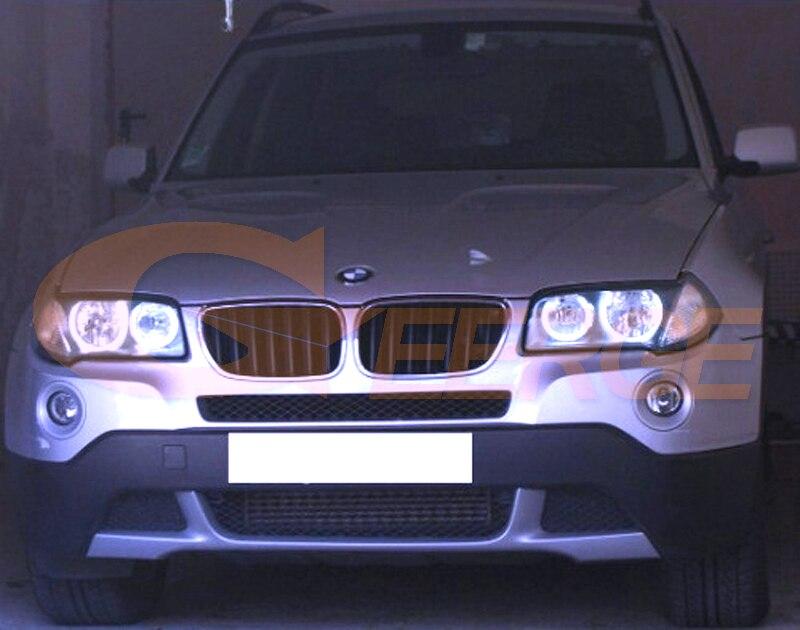 BMW E83 X3 2003-2010 cob led angel eyes(3)